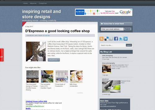 store designs
